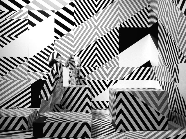 Maser Art: Infinity Island - Photography Playground Berlin