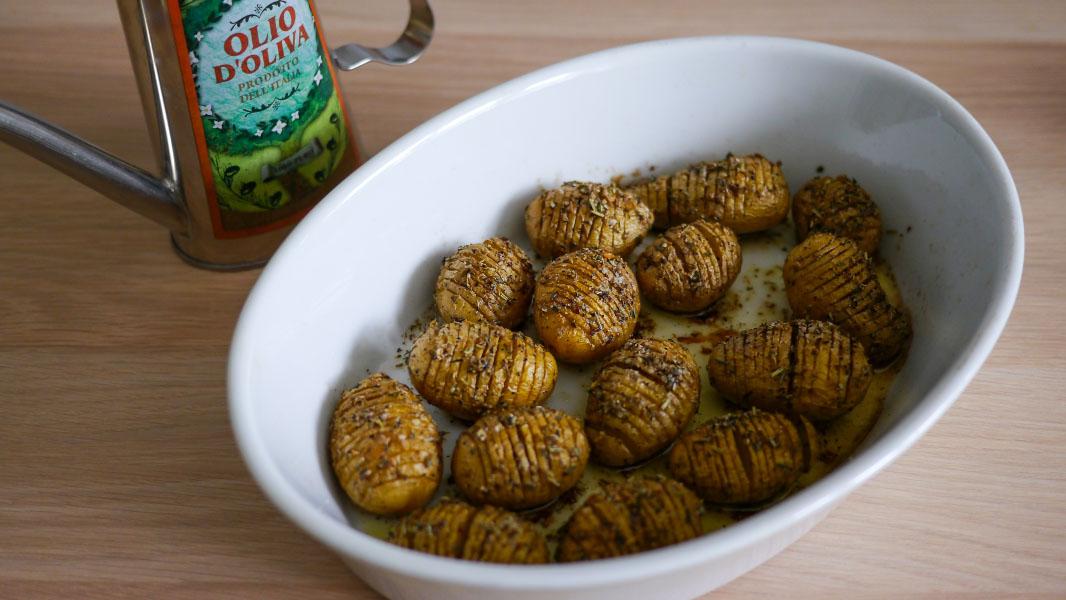 Ofenkartoffeln - Vegan vom Feinsten