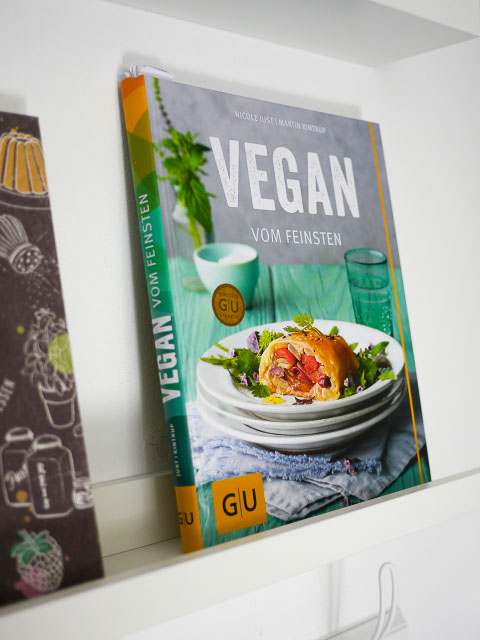 Vegan vom Feinsten - Veganes Kochbuch