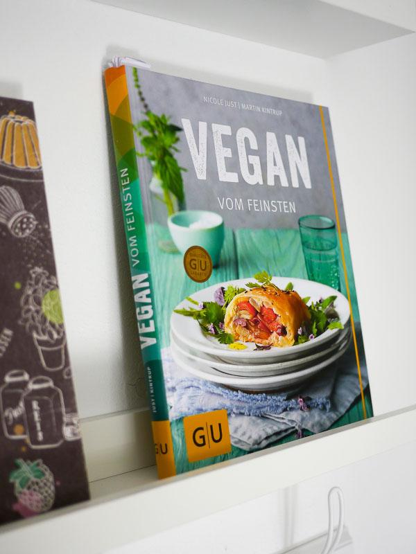 """""""Vegan vom Feinsten"""" – Das vegane Kochbuch für Feinschmecker"""