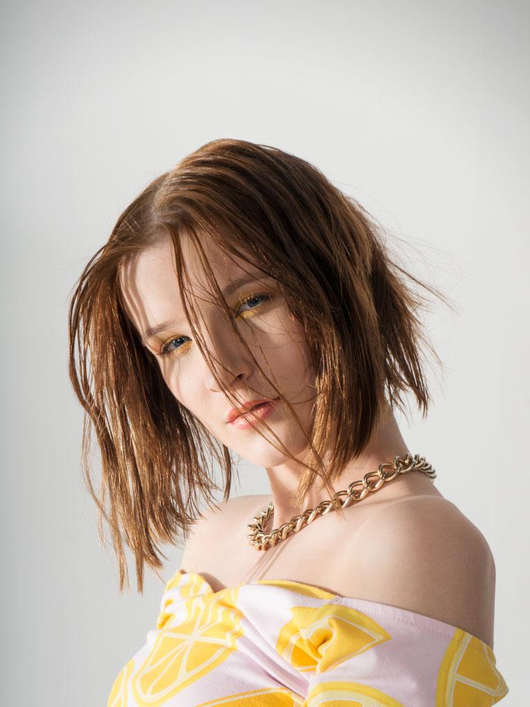 Daria Nedaskovskaja Portrait