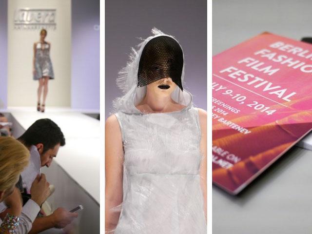 Fashion Week Berlin Juli 2014 – Movie meets Eco-Fashion