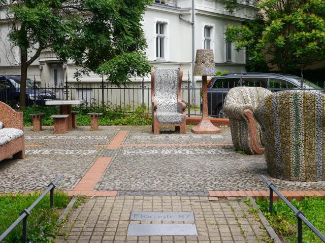 Florastraße 87 - Pocketpark