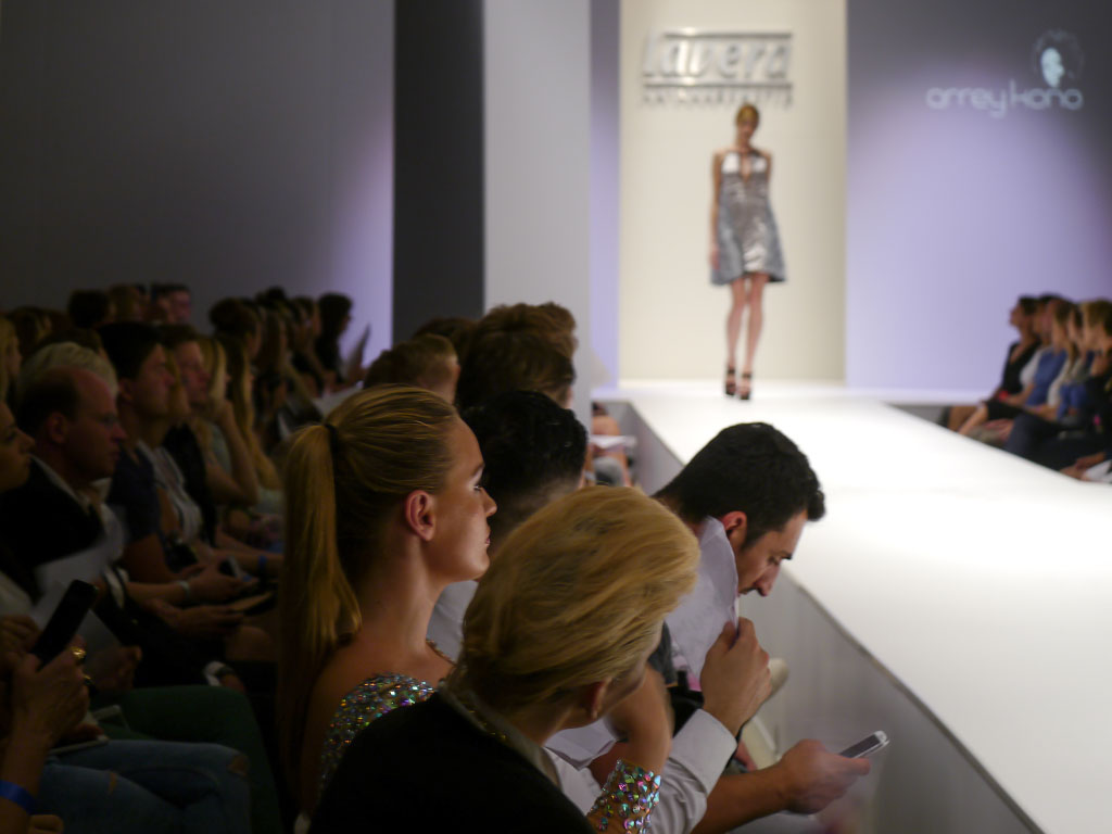 Lavera Showfloor - Catwalk - Fashion Week Juli 2014
