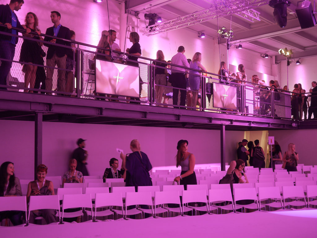 Lavera Showfloor - Fashion Week 2014