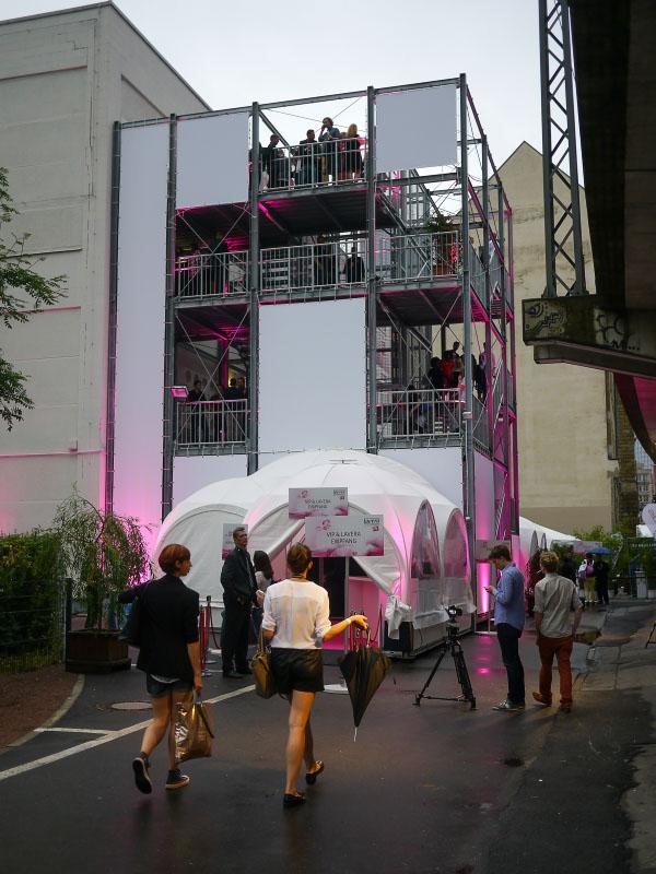 Umspannwerk Alexanderplatz - Lavera Showfloor