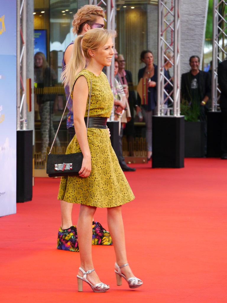 "Anna Ewelina - ""Hectors Reise"" Filmpremiere in Berlin"