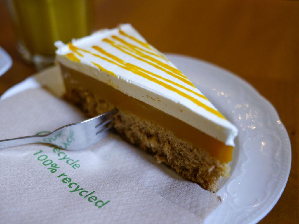 Goodies Berlin - Mango-Kokos-Torte