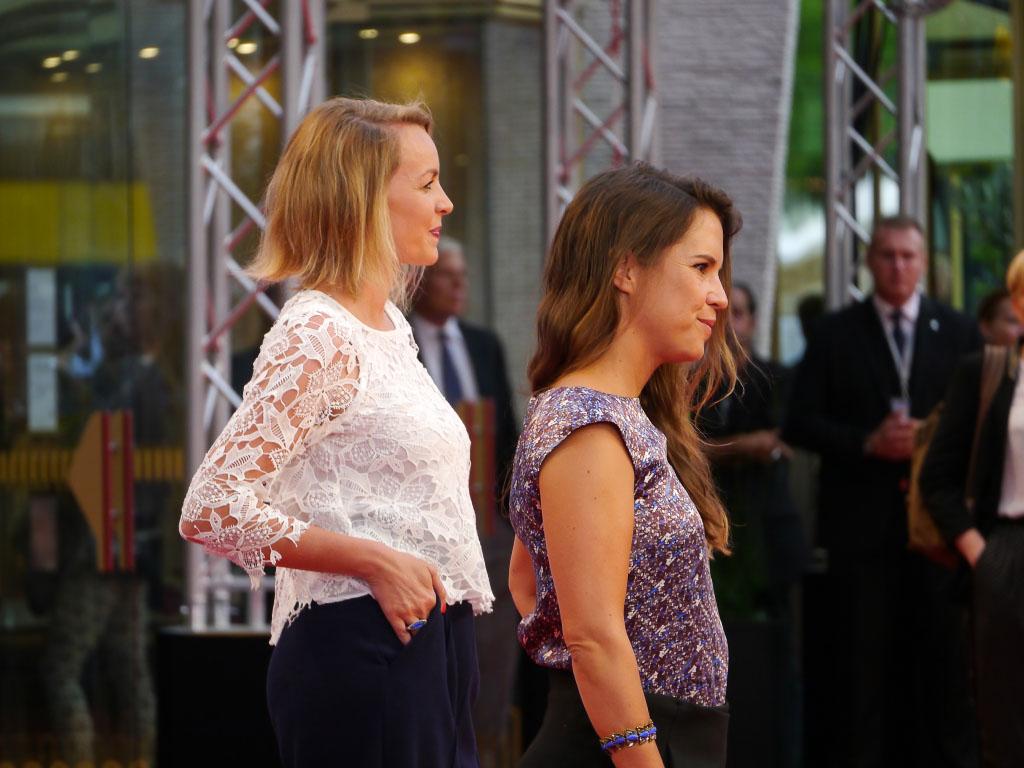 """Simone Hanselmann & Birthe Wolter - """"Hectors Reise"""" Filmpremiere Berlin"""