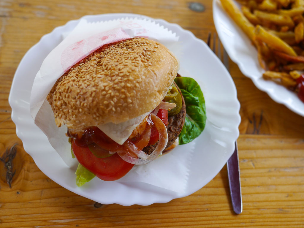 vego Foodworld - Burger