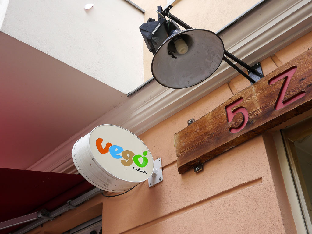 vego Foodworld - vegetarisch/veganes Fast-Food Restaurant