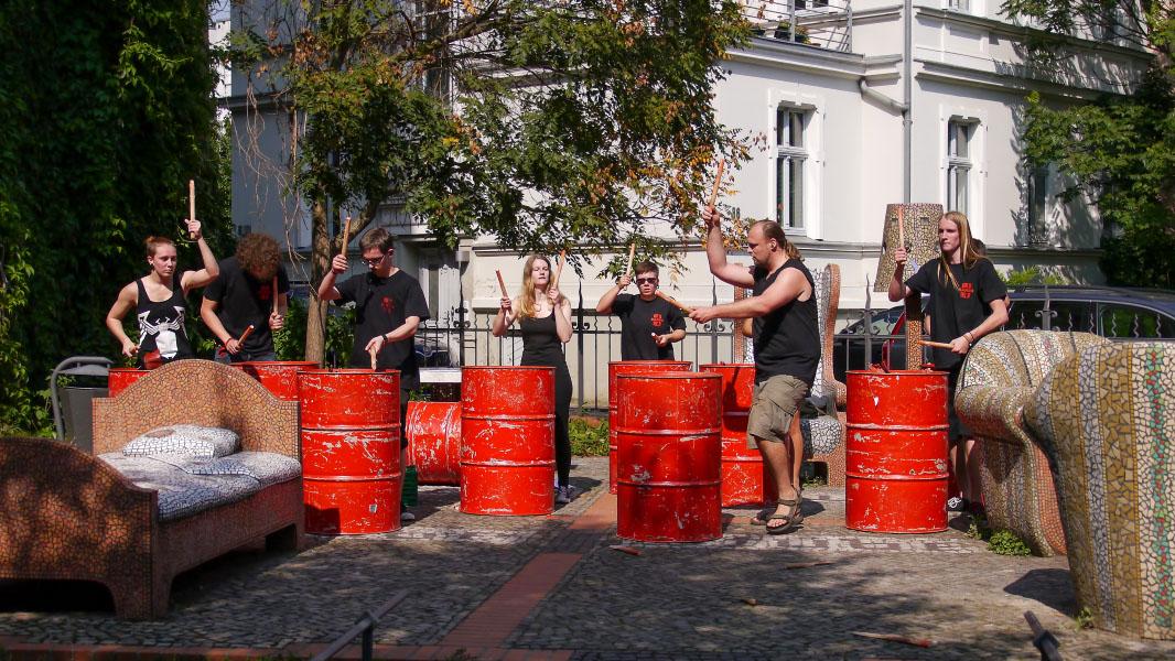 Bando Berlin - 6. Flora-Kiezfest Pankow