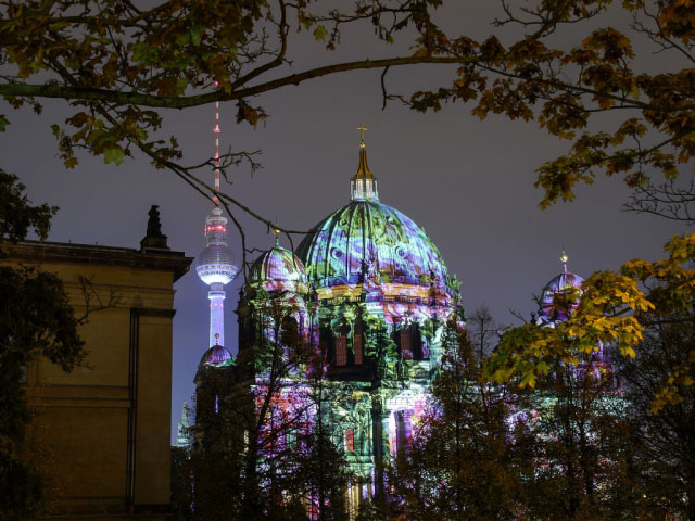 Festival of Lights 2014 – Zehn Jahre Lichterfest in Berlin