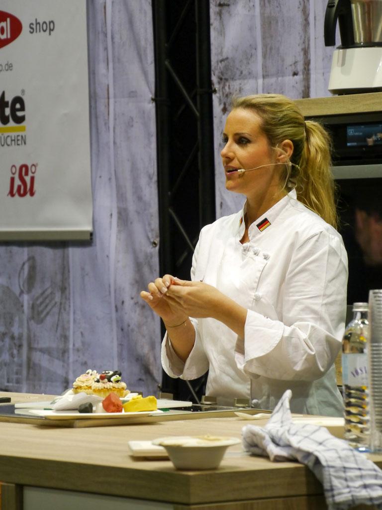 Andrea Schirmaier-Huber - eat&STYLE Berlin