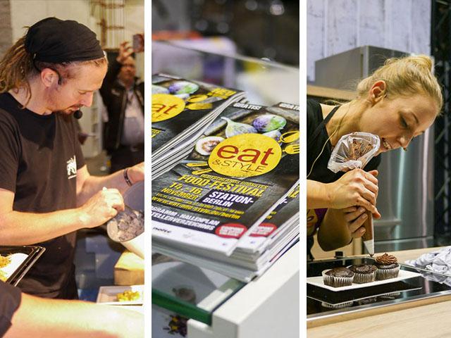 eat&STYLE in der STATION Berlin