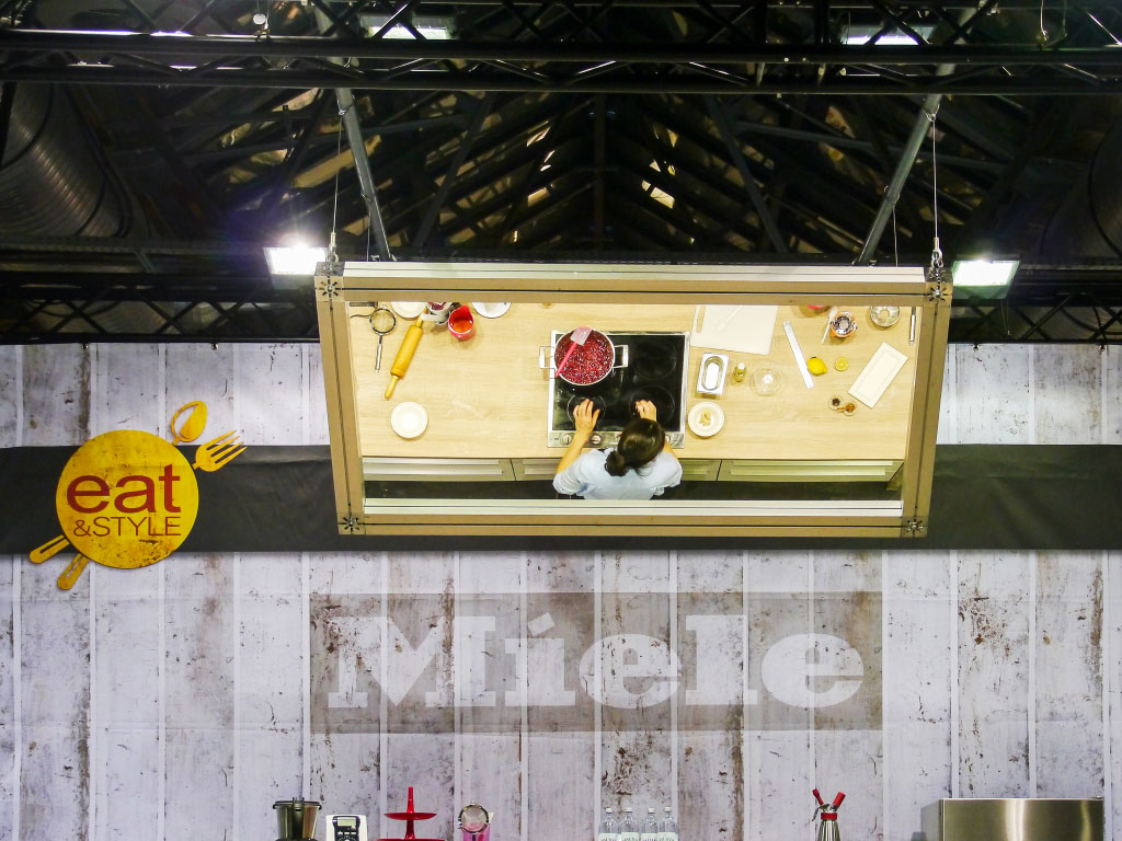 eat&STYLE Berlin - Miele Backstube
