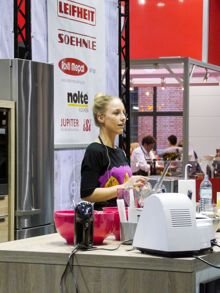 eat&STYLE Berlin - Nicole Just