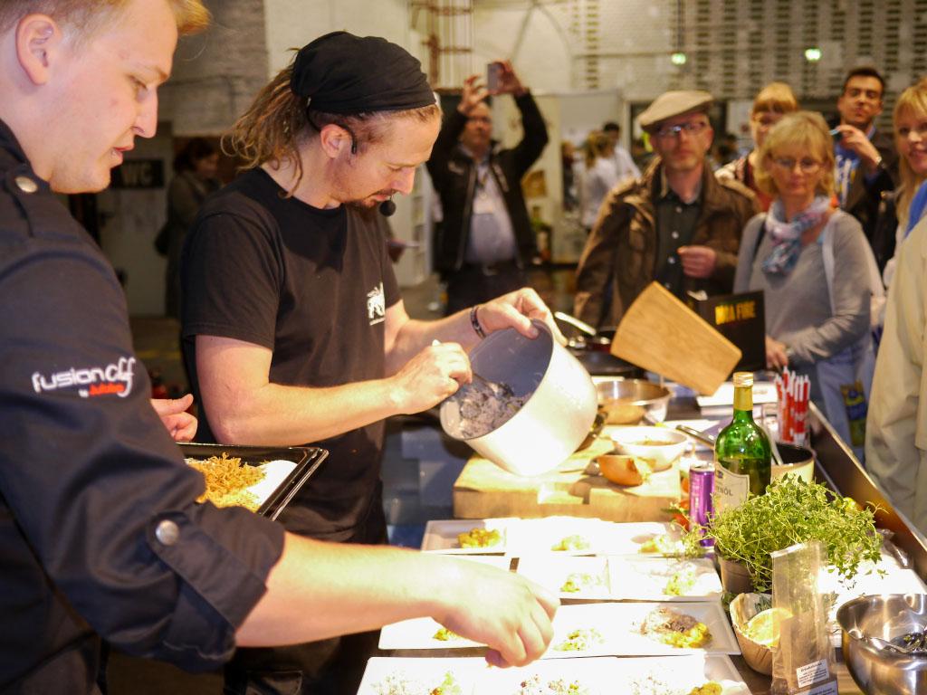 eat&STYLE Berlin - Steffen Prase
