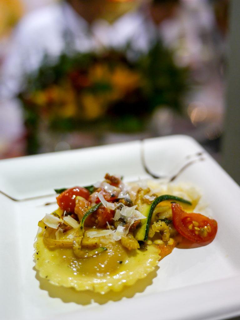 Ravioli mit Peperonata - eat&STYLE Berlin