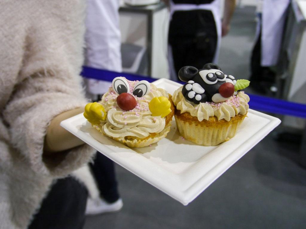 Sweet Teddy Bear Cup Cake Art - eat&STYLE Berlin