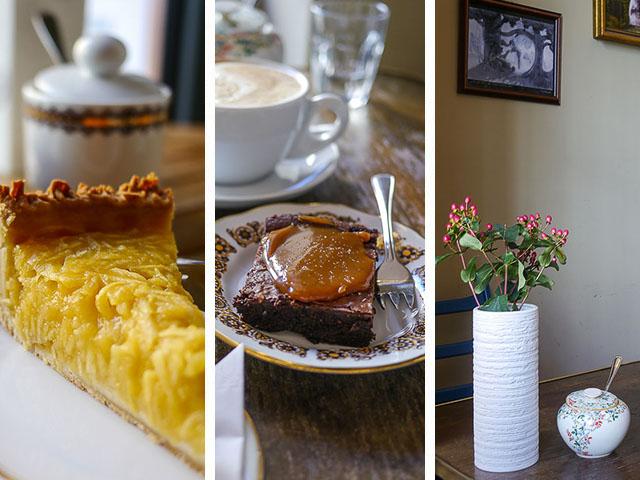 Wo der Bär den Honig holt – liebevolles Café in Berlin Pankow