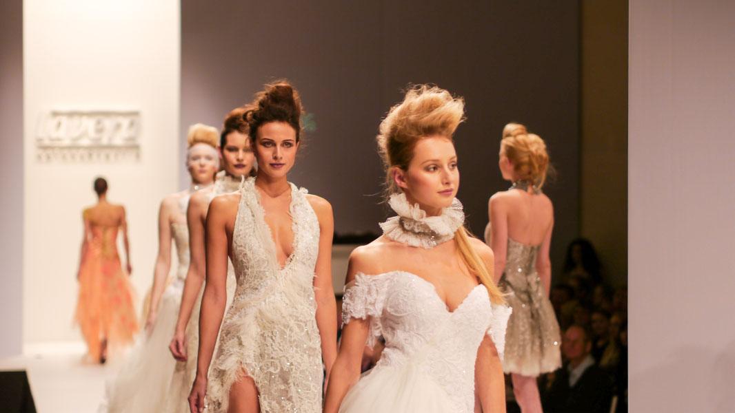 Ann Wiberg Couture - Lavera Showfloor Januar 2015