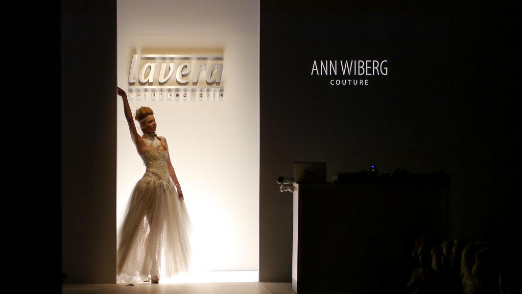 Ann Wiberg Couture - Weißes Kleid Lavera