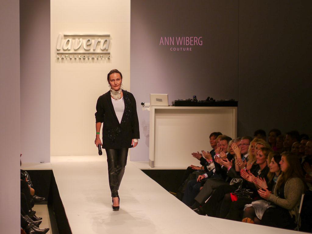 Ann Wiberg - Lavera Showfloor Januar 2015