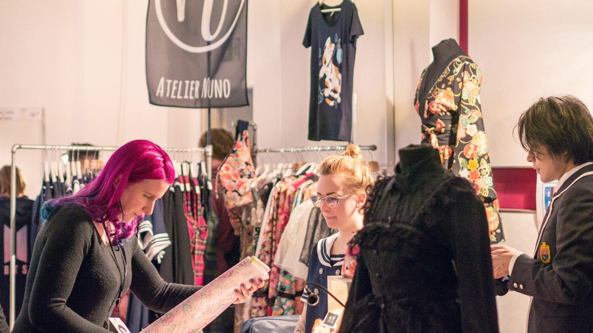 Atelier Nuno - Japan Festival Berlin 2018