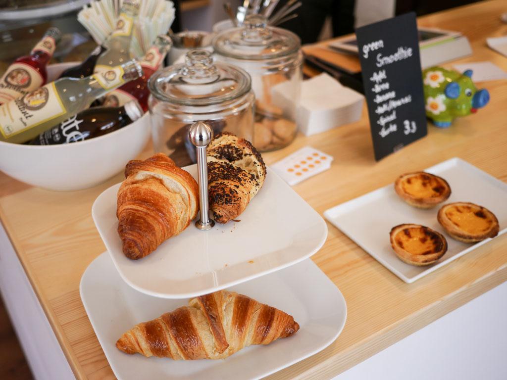 """Croissants - """"liebes bisschen"""" Berliner Straße"""