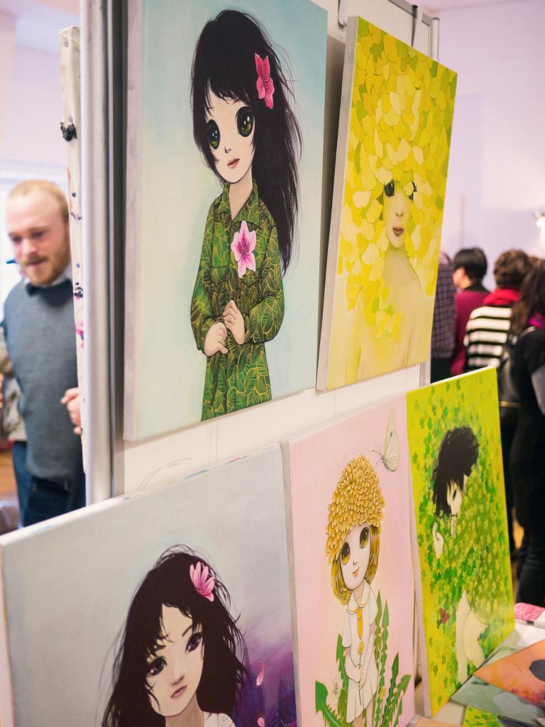Flowerarmy Emiko Oeda - Japan Festival Berlin 2018