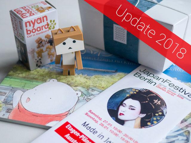 Japan Festival Berlin in der Urania – Origami, Cosplay und Totoro
