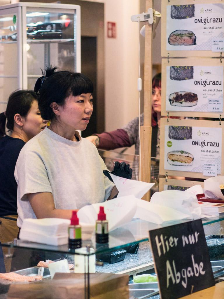 Kame Japanese Bakery - Japan Festival Berlin 2018