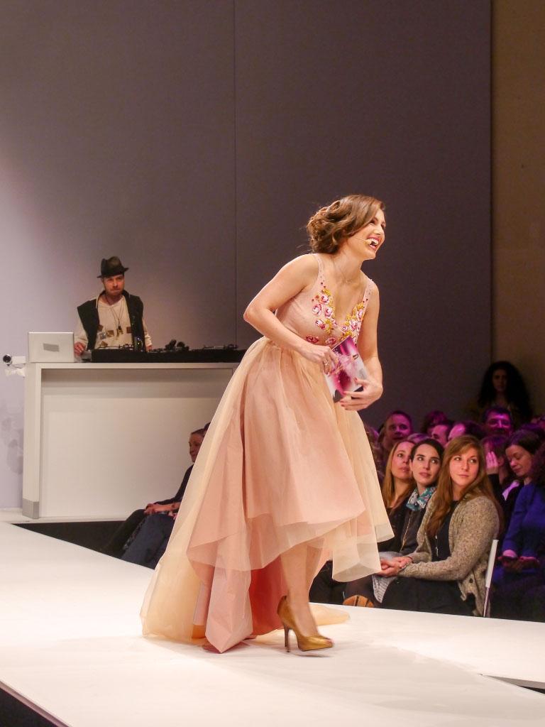 Lavera Showfloor Januar 2015 - Nazan Eckes