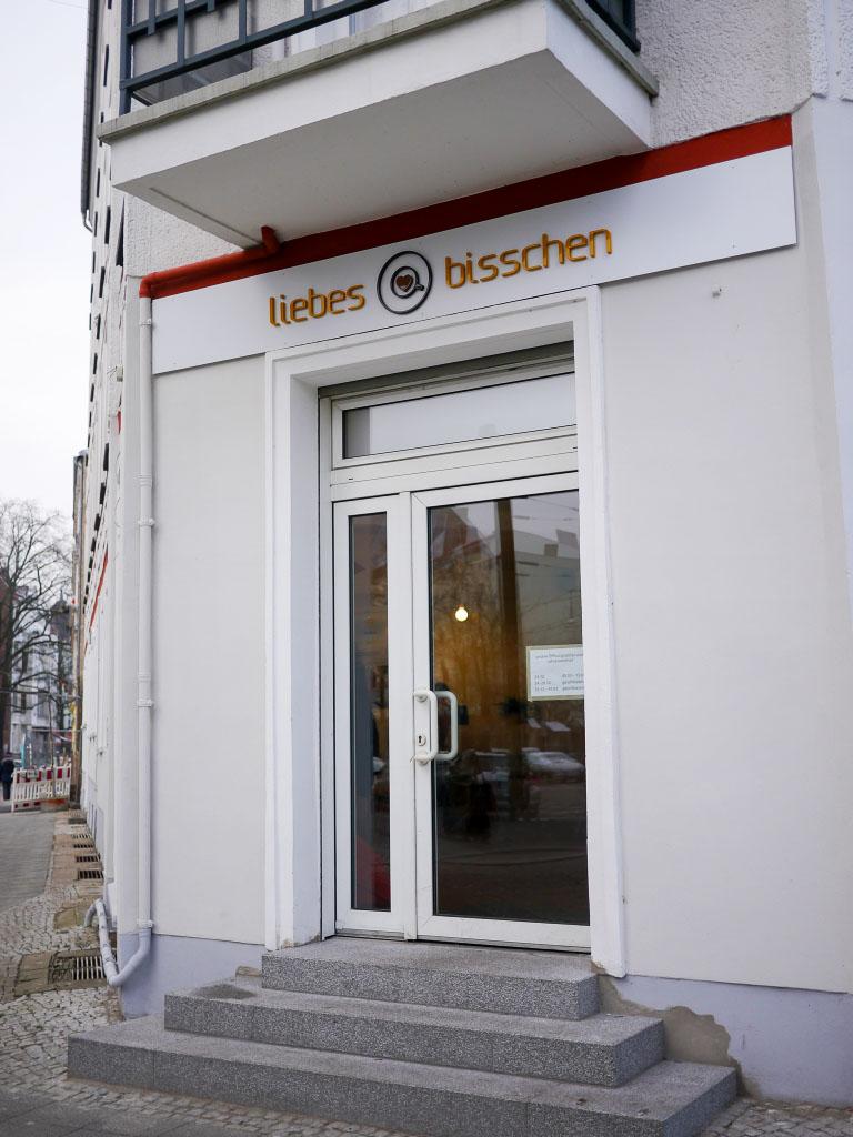 """Café """"liebes bisschen"""" in der Berliner Straße 6 in Pankow"""