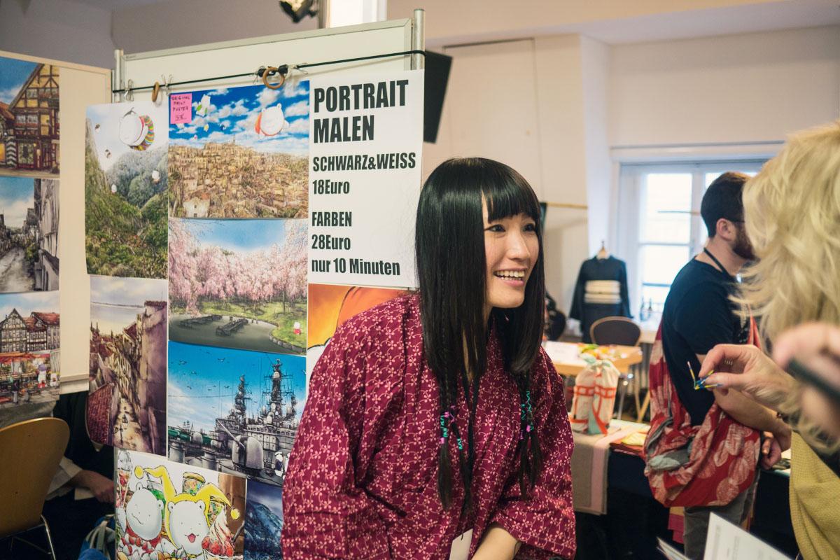 Midori Harada Polar Bears - Japan Festival Berlin 2018
