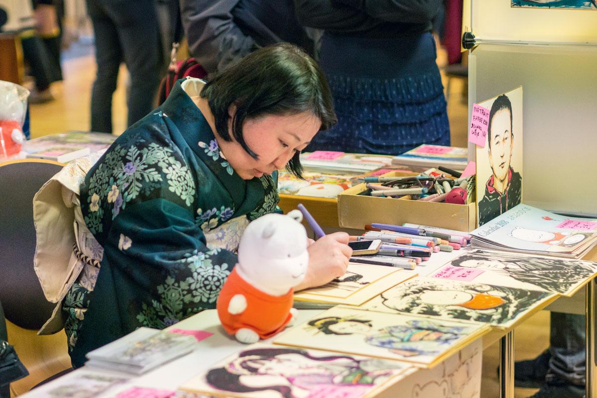 Midori Harada - Japan Festival Berlin 2018