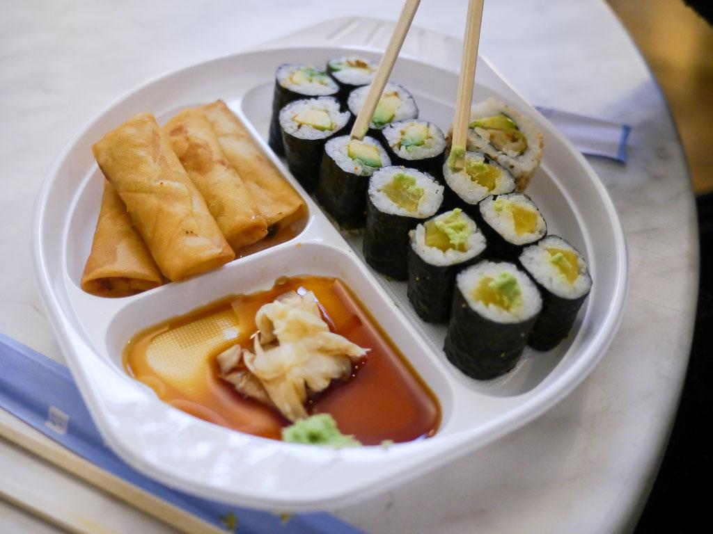 Mr. Hai Sushi - Japan Festival Berlin 2015