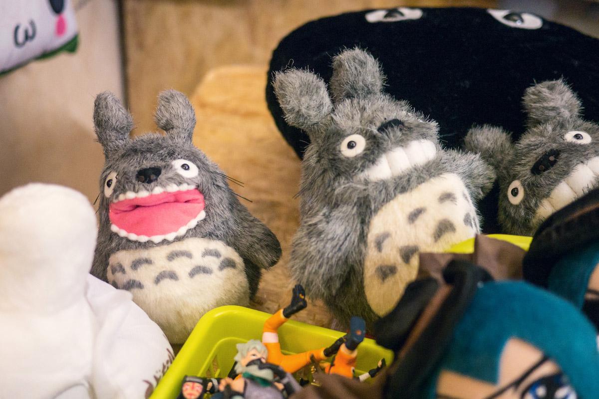 Plüsch-Totoro - Japan Festival Berlin 2018