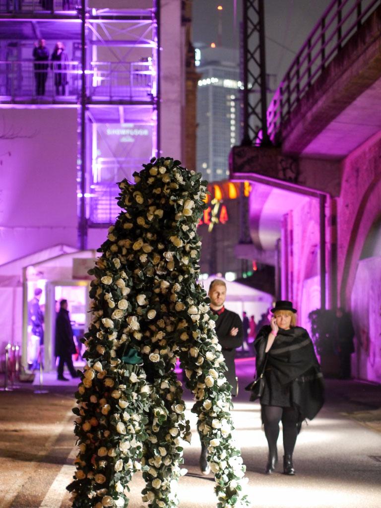 Rosenwesen - Lavera Showfloor Januar 2015