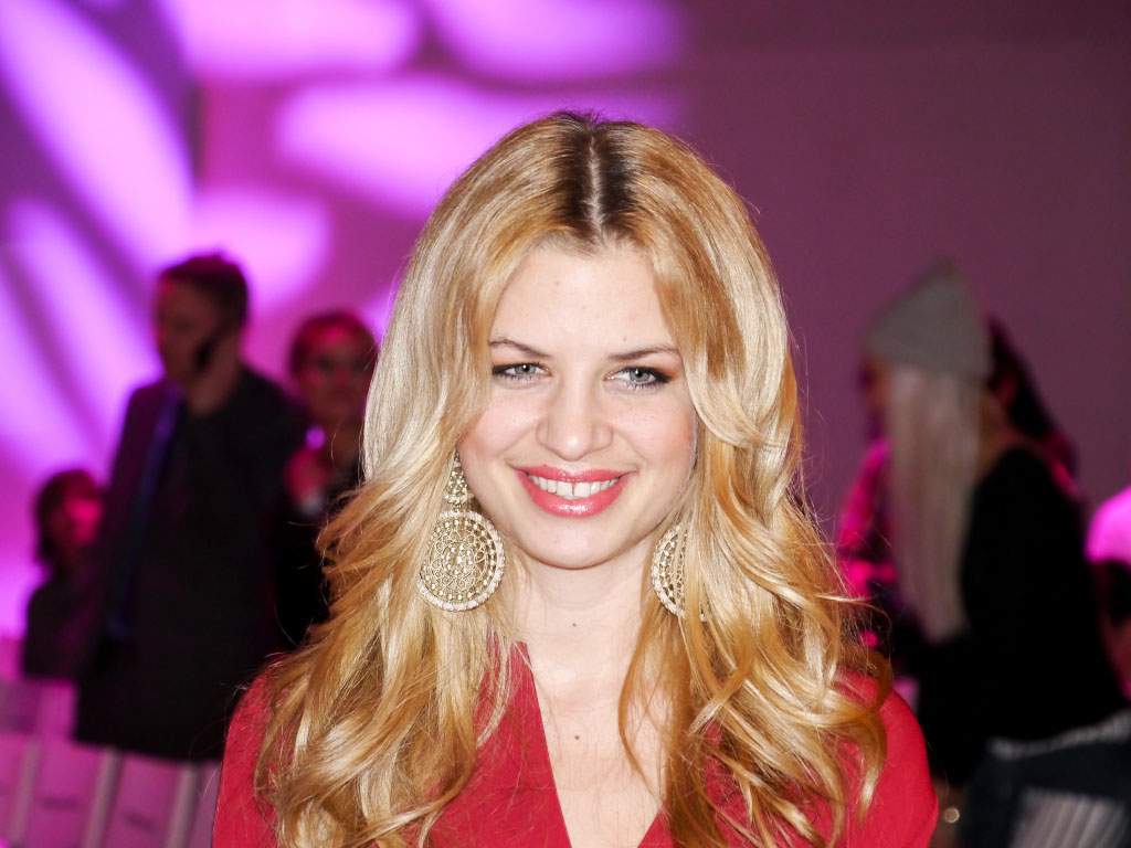 Susan Sideropoulos - Lavera Showfloor Januar 2015