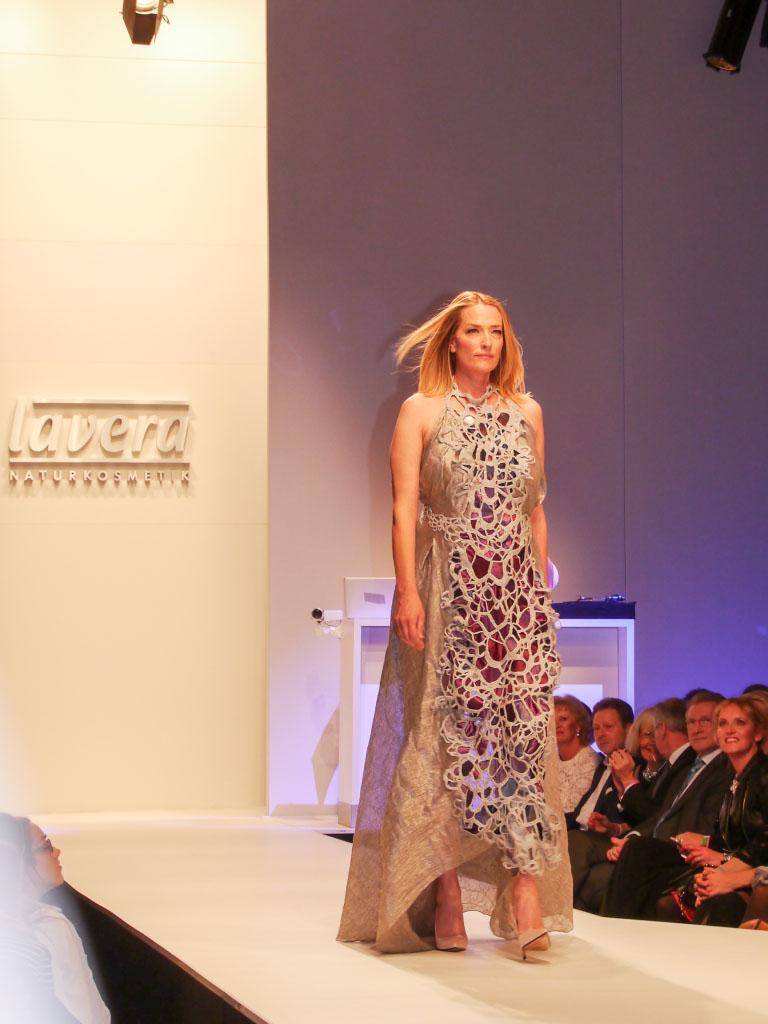Tatjana Patitz - Lavera Showfloor Januar 2015