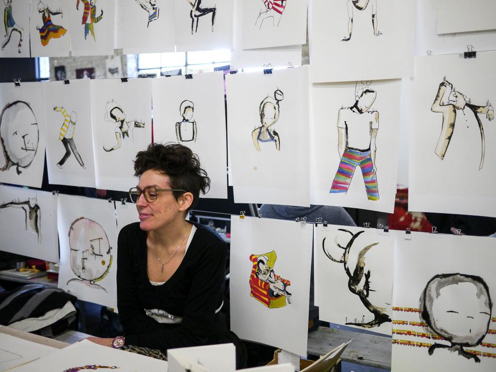 Amy Alexander - Berlin Graphic Days 2015