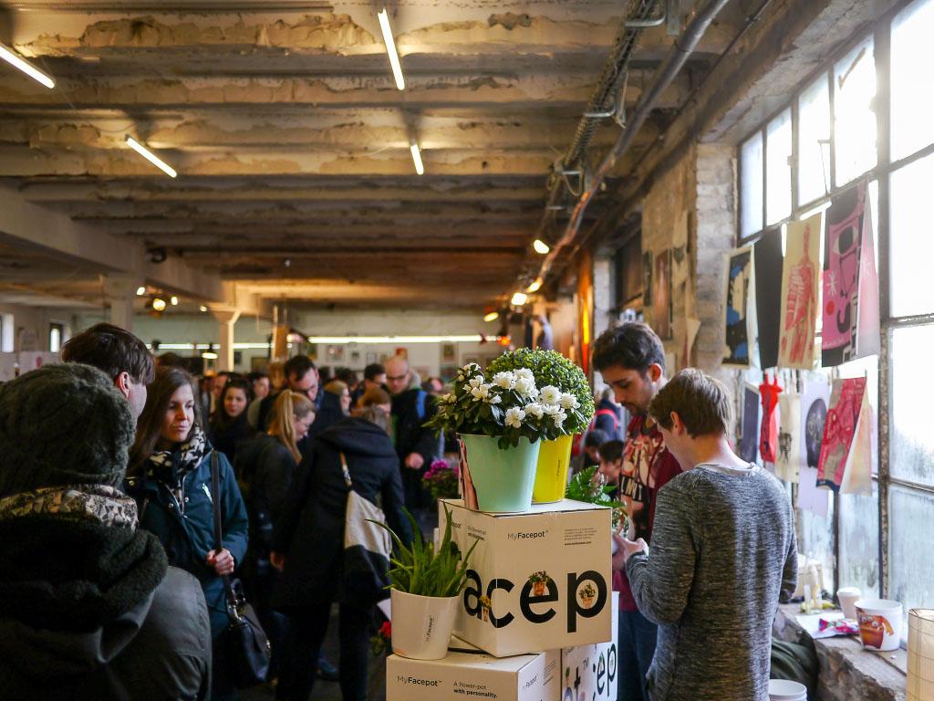 Berlin Graphic Days Art Market