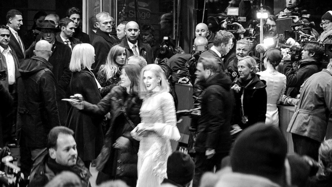 """Nicole Kidman - """"Queen of the Desert""""-Premiere Berlinale 2015"""