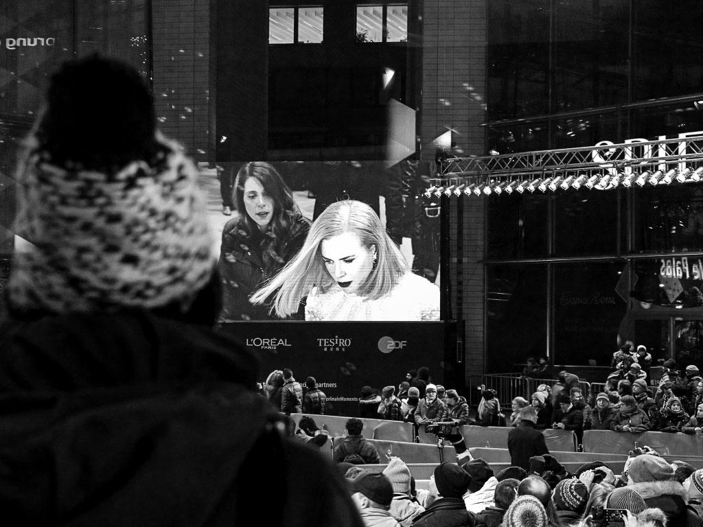 """""""Queen of the Desert""""-Premiere Berlinale 2015 mit Nicole Kidman"""
