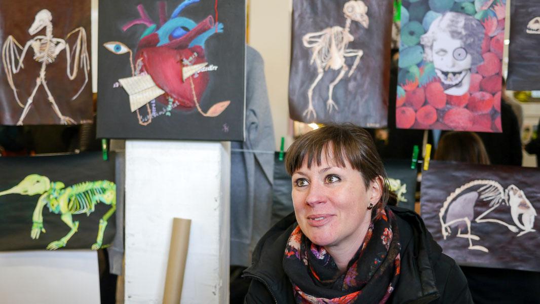 Sonja Heller - Berlin Graphic Days #5