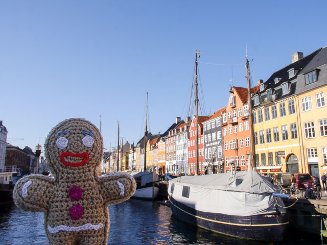 Keksmann in Kopenhagen