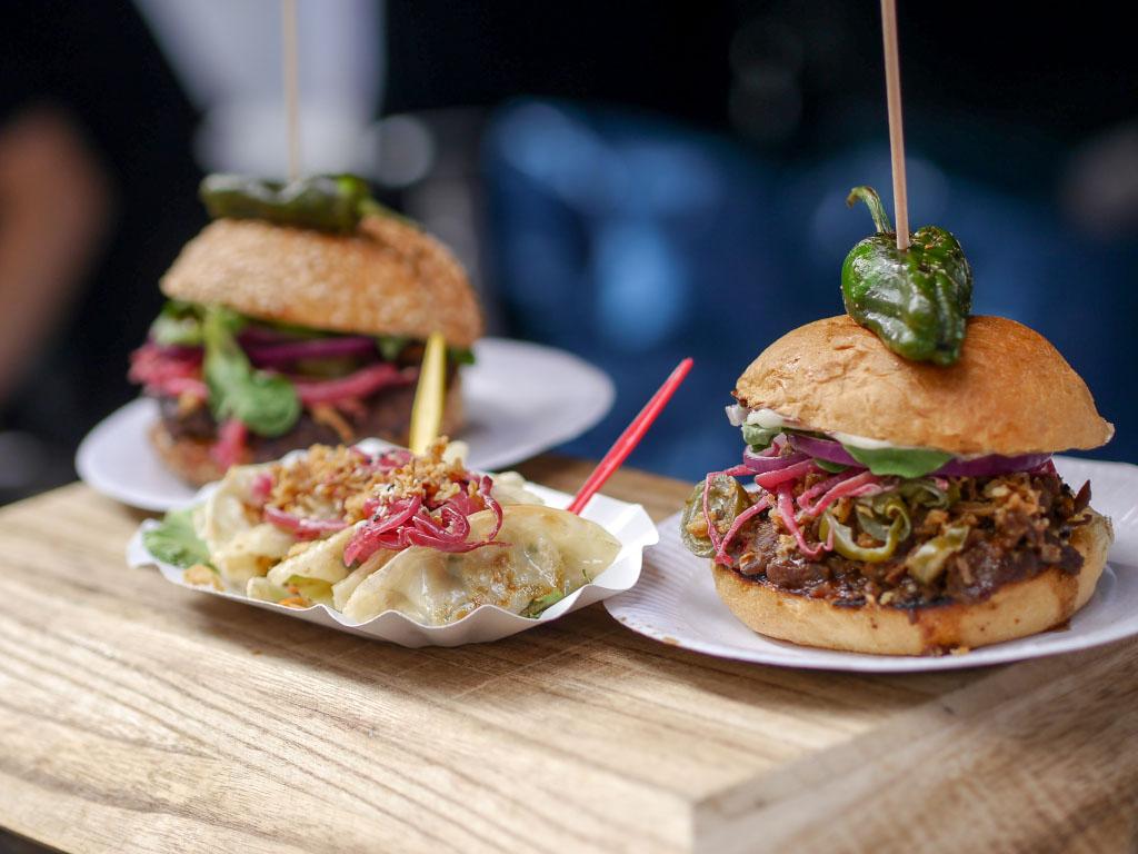 Burger - Foodart Festival Berlin