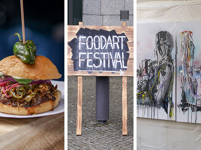 Foodart - Streetfood & Art Festival Berlin